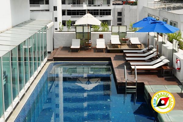 Dream hotel โรงแรมดรีมโฮเทล กรุงเทพฯ (43)