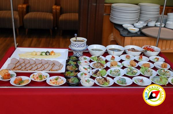 บุฟเฟ่ต์โรงแรมใบหยกอร่อยกรุงเทพฯ (7)