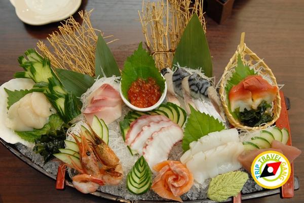 ร้านอาหารญี่ปุ่น อร่อย สึโบฮาจิ กรุงเทพฯ (18)