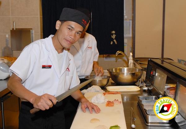 ร้านอาหารญี่ปุ่น อร่อย สึโบฮาจิ กรุงเทพฯ (2)