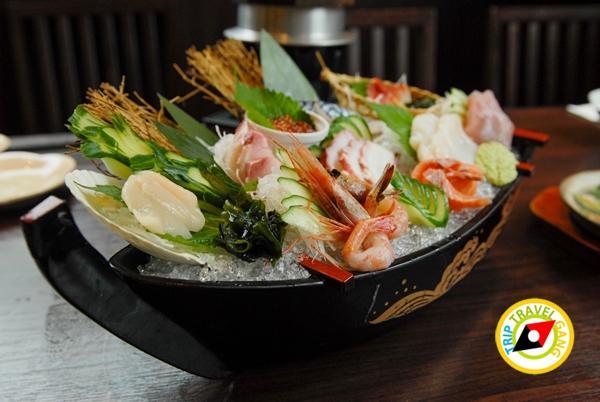 ร้านอาหารญี่ปุ่น อร่อย สึโบฮาจิ กรุงเทพฯ (20)
