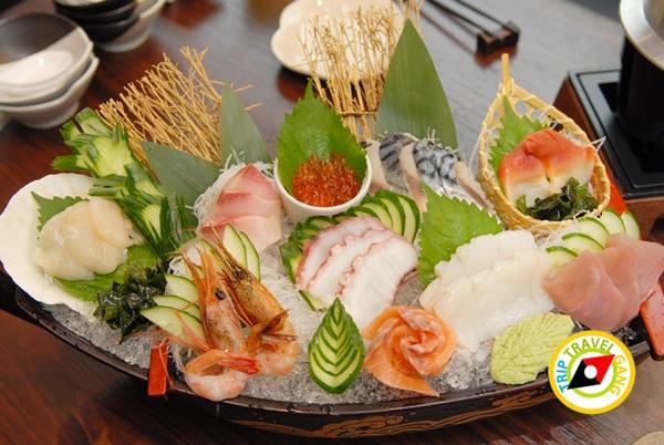 ร้านอาหารญี่ปุ่น อร่อย สึโบฮาจิ กรุงเทพฯ (22)