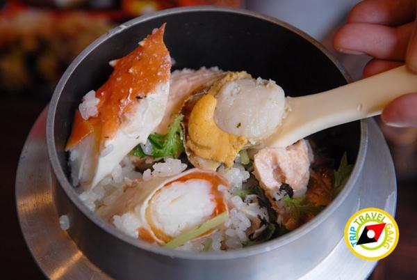 ร้านอาหารญี่ปุ่น อร่อย สึโบฮาจิ กรุงเทพฯ (26)