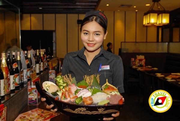 ร้านอาหารญี่ปุ่น อร่อย สึโบฮาจิ กรุงเทพฯ (28)