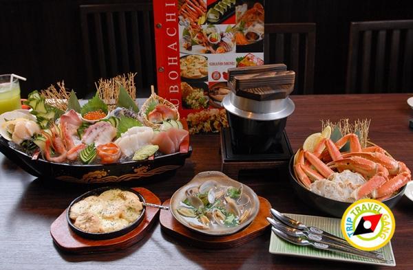 ร้านอาหารญี่ปุ่น อร่อย สึโบฮาจิ กรุงเทพฯ (31)