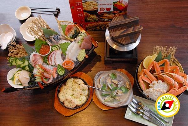 ร้านอาหารญี่ปุ่น อร่อย สึโบฮาจิ กรุงเทพฯ (32)