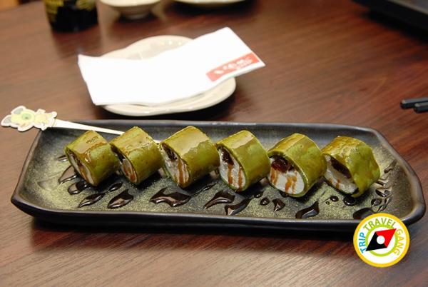 ร้านอาหารญี่ปุ่น อร่อย สึโบฮาจิ กรุงเทพฯ (36)