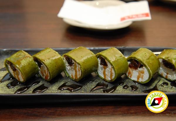 ร้านอาหารญี่ปุ่น อร่อย สึโบฮาจิ กรุงเทพฯ (38)