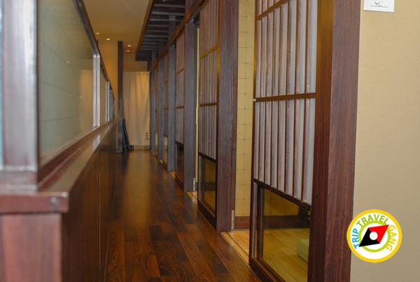 ร้านอาหารญี่ปุ่น อร่อย สึโบฮาจิ กรุงเทพฯ (5)