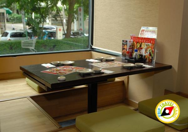 ร้านอาหารญี่ปุ่น อร่อย สึโบฮาจิ กรุงเทพฯ (6)