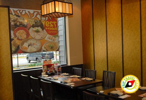 ร้านอาหารญี่ปุ่น อร่อย สึโบฮาจิ กรุงเทพฯ (7)