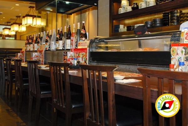 ร้านอาหารญี่ปุ่น อร่อย สึโบฮาจิ กรุงเทพฯ (9)