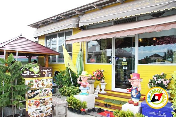 ร้าน GN. Coffee ร้านกาแฟบางขุนเทียน กรุงเทพฯ (1)
