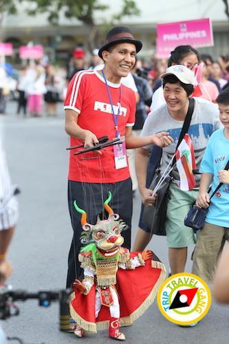 เทศกาลหุ่นโลก กาญจนบุรี 2016 พร้อมมิตรฟิล์มสตูดิโอ ค่ายสุรสีห์ 15
