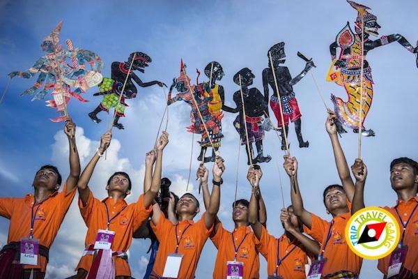 เทศกาลหุ่นโลก กาญจนบุรี 2016 พร้อมมิตรฟิล์มสตูดิโอ ค่ายสุรสีห์ 16