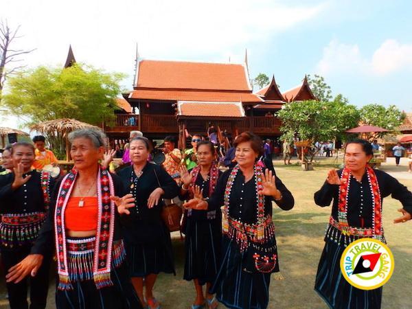 เทศกาลหุ่นโลก กาญจนบุรี 2016 พร้อมมิตรฟิล์มสตูดิโอ ค่ายสุรสีห์ 8