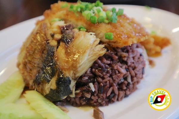 เจ้นิจ สุพรรณ ร้านอาหารอร่อยสุพรรณบุรี 6