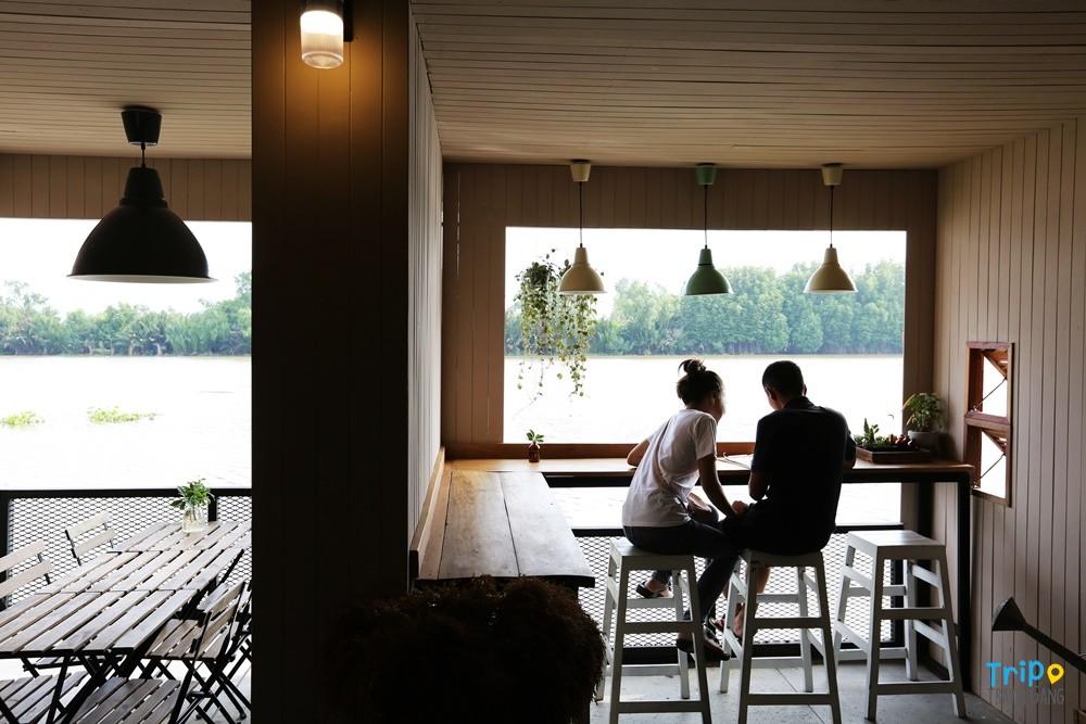 ร้านกาแฟริมน้ำ แนะนำคาเฟ่บรรยากาศดี (10)