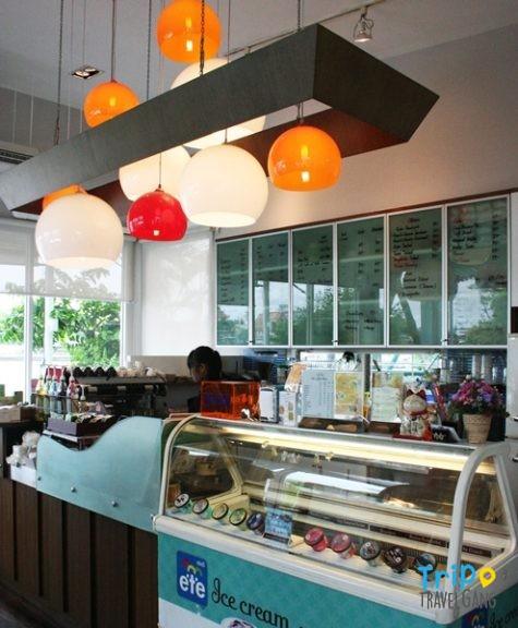 ร้านกาแฟริมน้ำ แนะนำคาเฟ่บรรยากาศดี๊ดี (2)