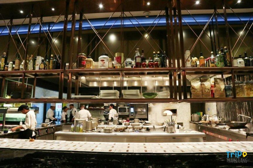 ห้องอาหารสกาลินี โรงแรมฮิลตัน แนะนำ กรุงเทพฯ (1)