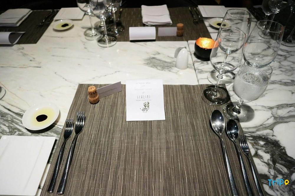 ห้องอาหารสกาลินี โรงแรมฮิลตัน แนะนำ กรุงเทพฯ (6)