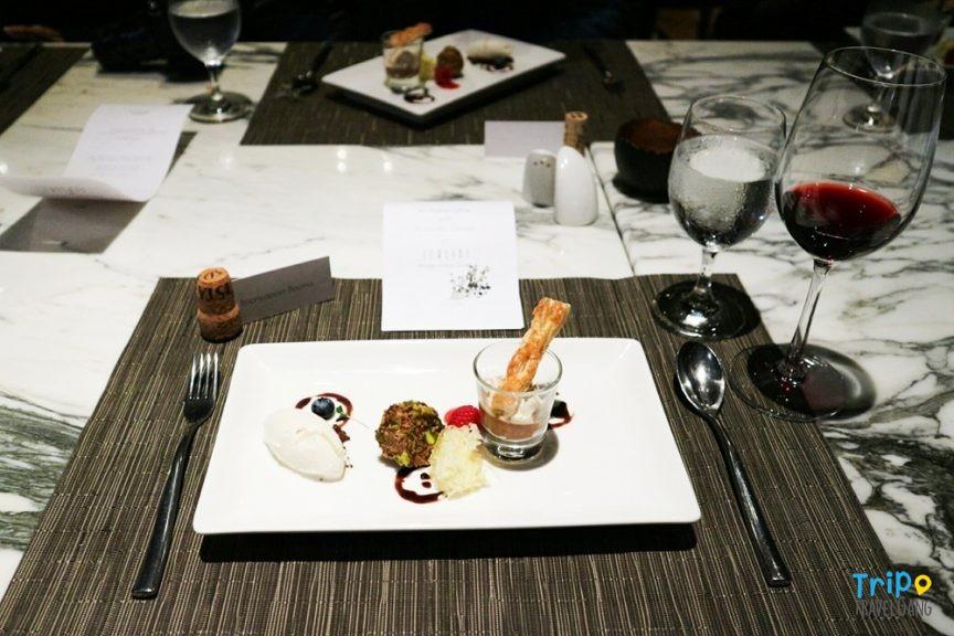 ห้องอาหารสกาลินี โรงแรมฮิลตัน แนะนำ กรุงเทพฯ (13)