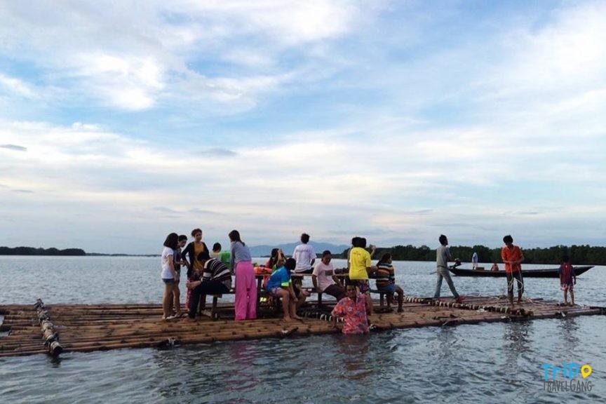 ริมทะเลจันทร์โฮมสเตย์ กินปู จันทบุรี (3)
