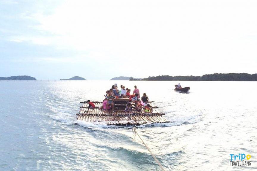 ริมทะเลจันทร์โฮมสเตย์ กินปู จันทบุรี (4)