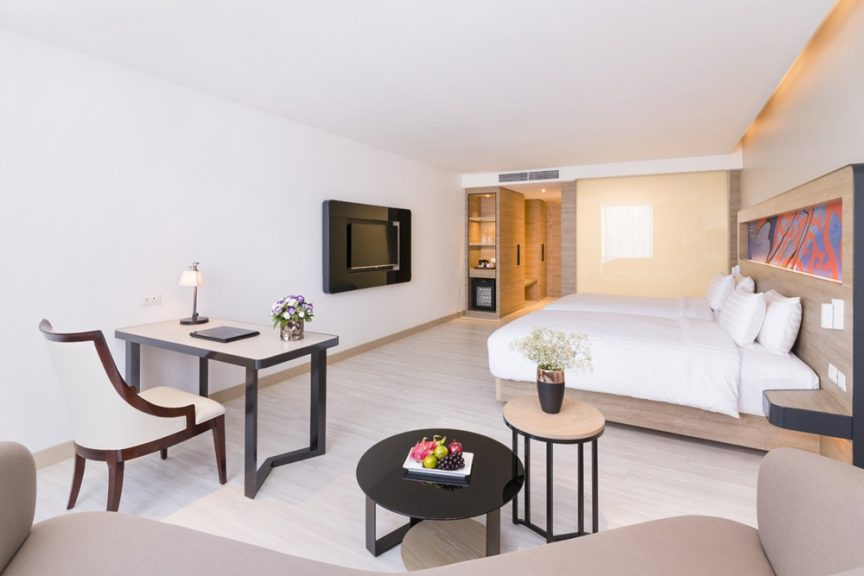 ที่พักโรงแรมแอคคอร์ Accor hotel (6)