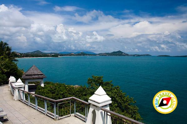 07  ลาดเกาะ จุดชมวิวทะเลเกาะสมุย จ.สุราษฎร์ธานี