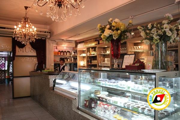 ร้านที.เฮ้าส์ ( T.House Restaurant) สาขาพระราม 6 12