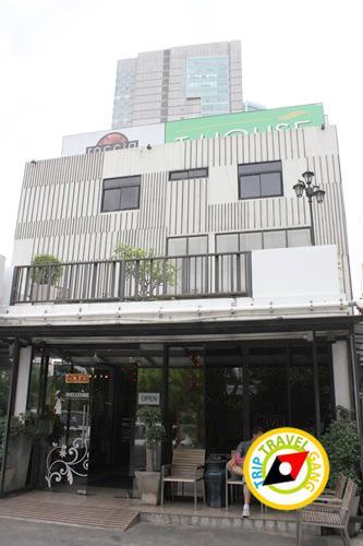 ร้านที.เฮ้าส์ ( T.House Restaurant) สาขาพระราม 6 2