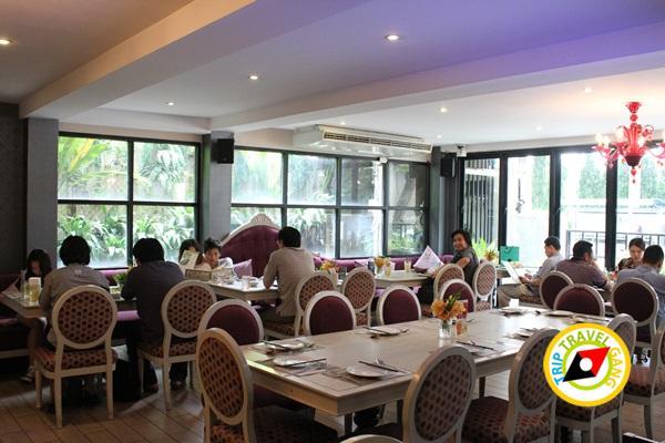 ร้านที.เฮ้าส์ ( T.House Restaurant) สาขาพระราม 6 3
