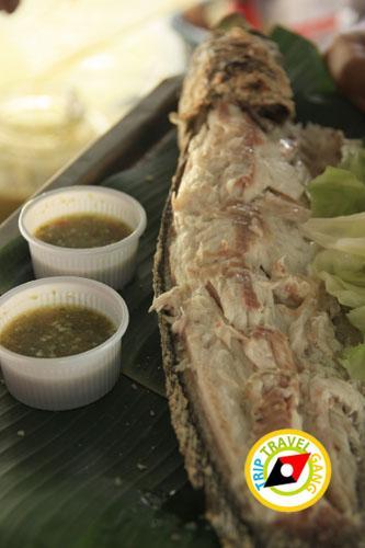 ครูติ๋มปลาเผา ตลาดน้ำตลิ่งชัน (6)