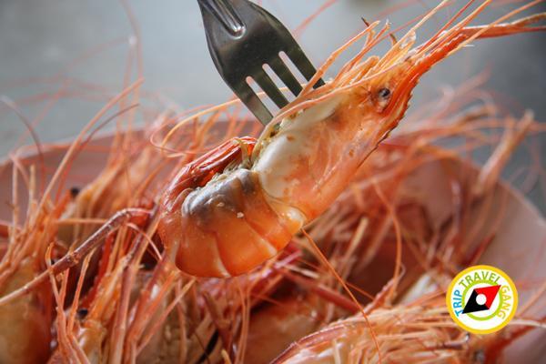 ร้านน้องอุ้มอาหารทะเล อัมพวา สมุทรสงคราม (10)