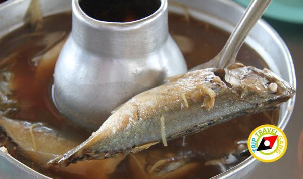 ร้านน้องอุ้มอาหารทะเล อัมพวา สมุทรสงคราม (11)