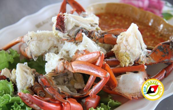 ร้านน้องอุ้มอาหารทะเล อัมพวา สมุทรสงคราม (13)
