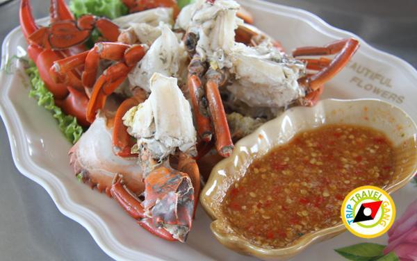 ร้านน้องอุ้มอาหารทะเล อัมพวา สมุทรสงคราม (14)