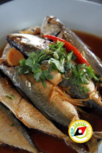 ร้านน้องอุ้มอาหารทะเล อัมพวา สมุทรสงคราม (16)