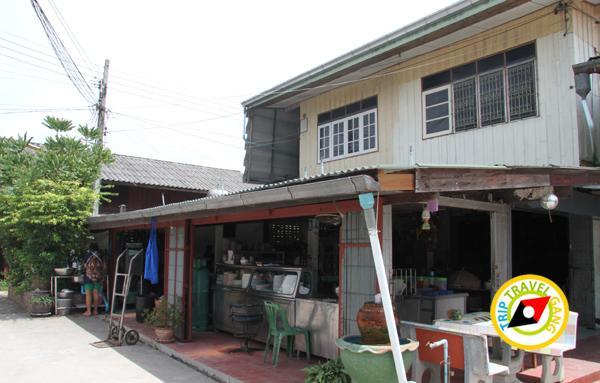 ร้านน้องอุ้มอาหารทะเล อัมพวา สมุทรสงคราม (5)