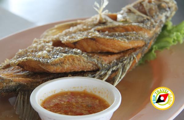 ร้านน้องอุ้มอาหารทะเล อัมพวา สมุทรสงคราม (7)