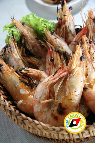 ร้านลาแมร์ (La Mer Restaurant) หัวหืน 1