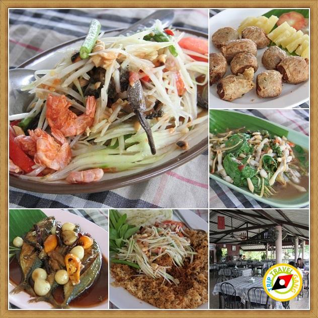 ร้านอาหารอร่อยอัมพวา แม่กลอง สมุทรสงคราม (3)
