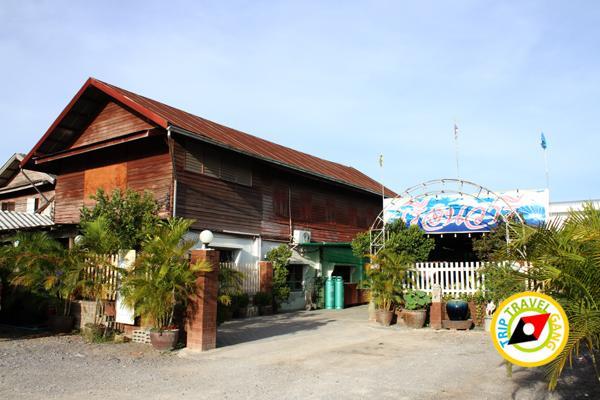 ร้านอาหารเรือนวารี แม่กลอง สมุทรสงคราม (2)