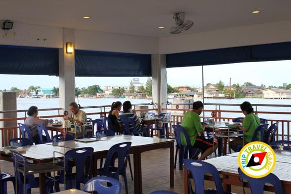 ร้านอาหารเรือนวารี แม่กลอง สมุทรสงคราม (25)