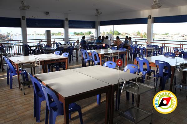 ร้านอาหารเรือนวารี แม่กลอง สมุทรสงคราม (6)