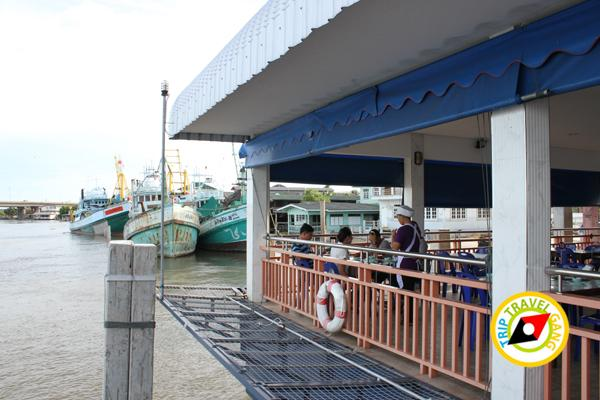ร้านอาหารเรือนวารี แม่กลอง สมุทรสงคราม (9)