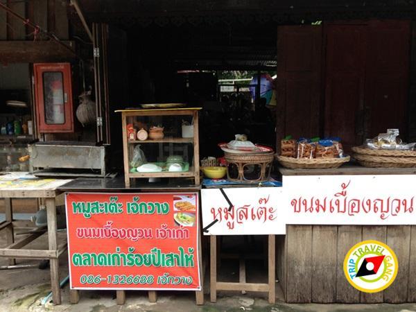 ตลาดโบราณเสาไห้ สระบุรี (20)