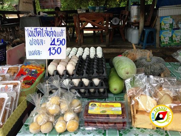 ตลาดโบราณเสาไห้ สระบุรี (2)
