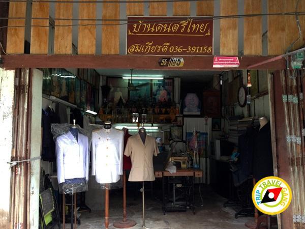 ตลาดโบราณเสาไห้ สระบุรี (28)